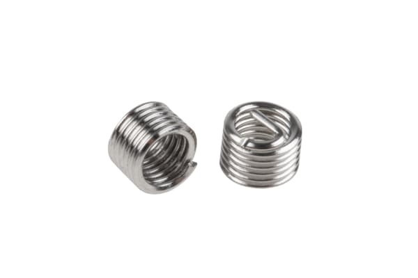 Product image for Thread Inserts M3x0,5  1.5mm (Pk 20)