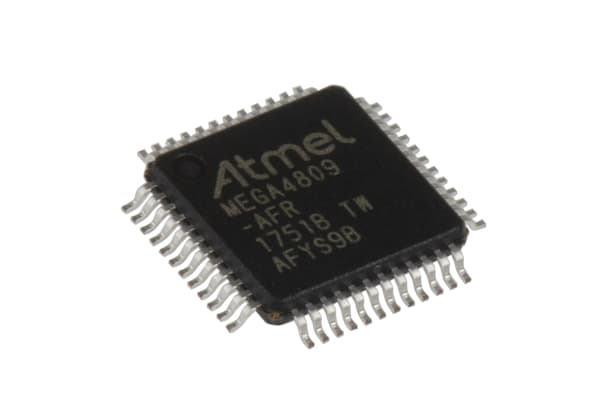 Product image for 20MHZ, 48KB, TQFP48, IND 125C, GREEN, T&