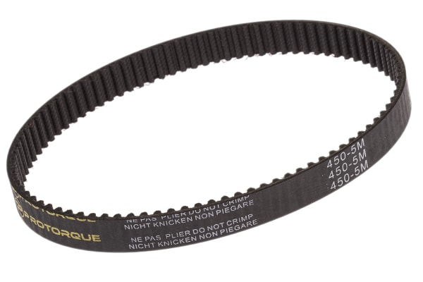 Product image for HTD Timing Belt 450-5M-15