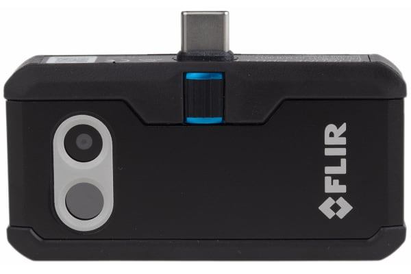 Product image for FLIR ONE Pro LT Thermal Imaging Camera, Temp Range: -20 to + 120 °C 80 x 60pixel Detector Resolution
