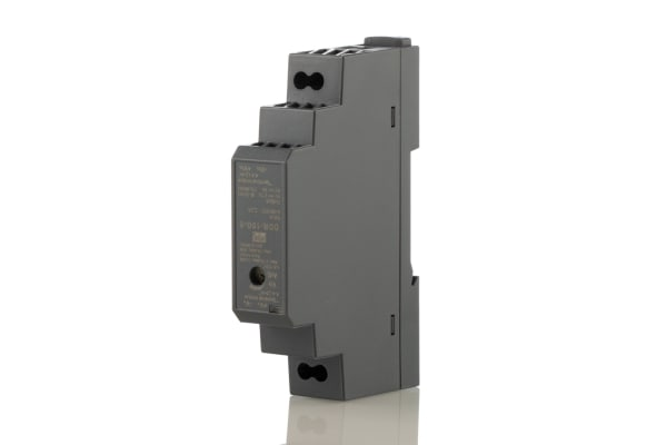 Product image for DIN Rail Power Supply 5V 15W