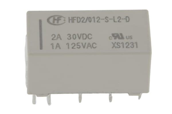 Product image for 12 VOLT DOUBLE LATCHING COIL, DPDT CONTA