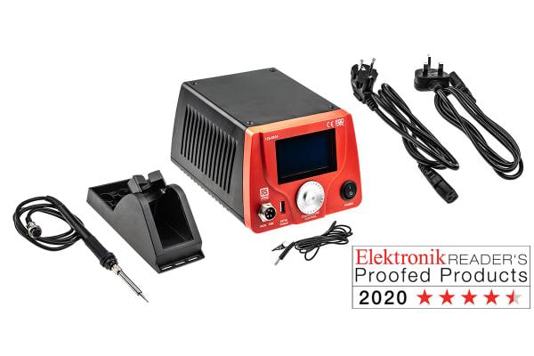 Product image for 75W LCD Station, EU/UK plug