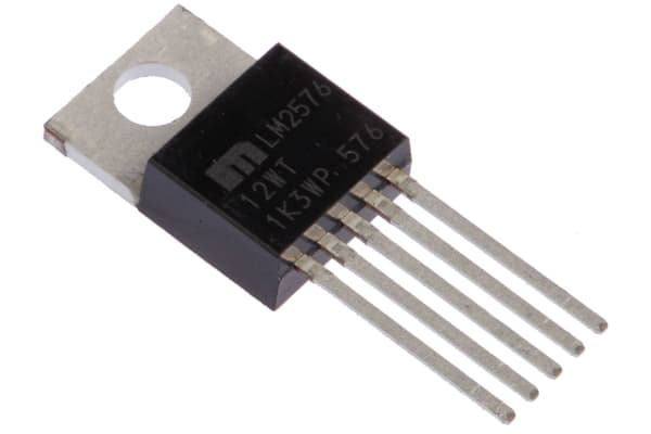 Product image for 3A STEP-DOWN SMPS REGULATOR