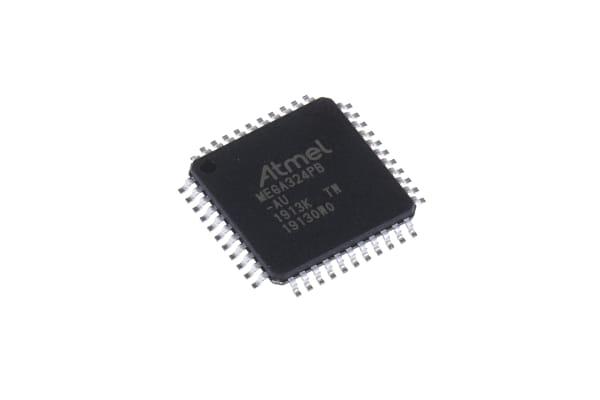 Product image for 20MHZ, TQFP, IND TEMP, GREEN 5 V