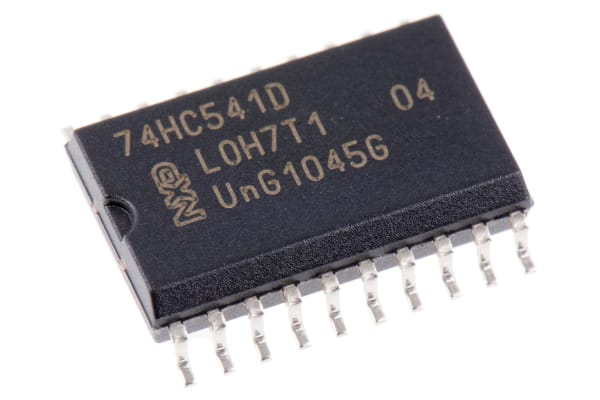 Product image for OCTAL BUFFER/LINE DRIVER,74HC541D