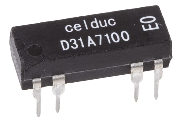 Product image for RELAY DIP 24V 7MM