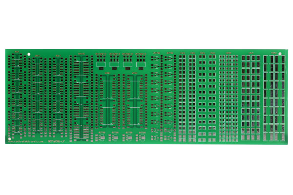 Product image for RE716001-LF SOLDER PRACTICE BOARD SMD