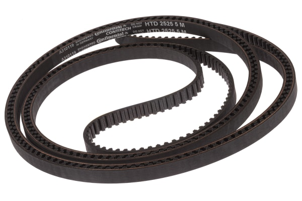 Product image for HTD SYNCHRONOUS BELT ,5MM PITCH,2525LX9W