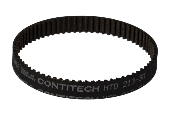 Product image for HTD SYNCHRONOUS BELT ,3MM PITCH,213LX9WM