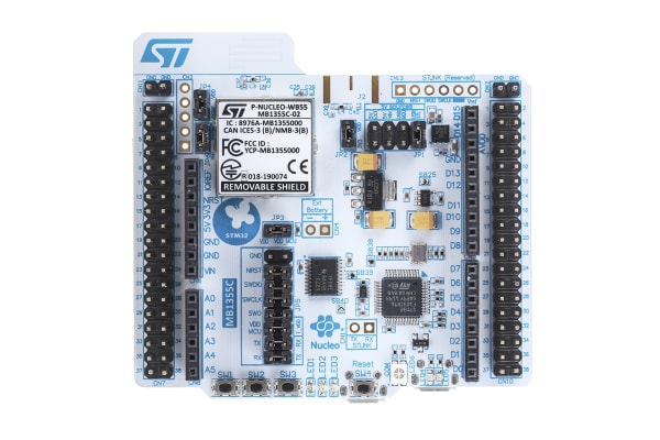 Product image for STM32WB Nucleo-68 pack for Wireless Solu