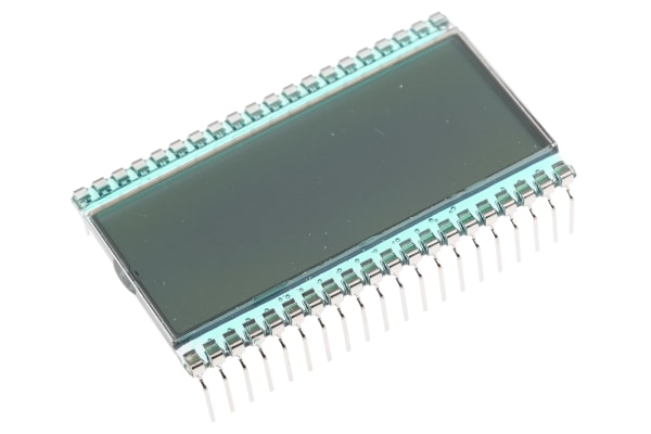 Product image for Reflective 4-1/2 digit LCD, 5950PHR