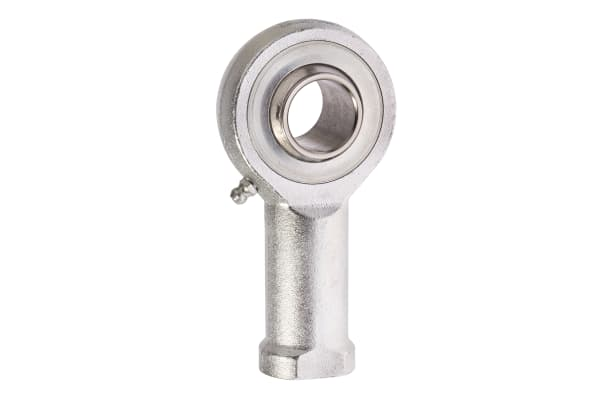 Product image for Durbal M20 x 1.5 Female Forged Steel Rod End, 20mm Bore Size, 102mm Long , M20 Thread Size, Metric Thread Standard