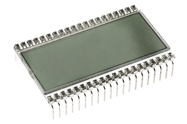 Product image for Transflective 4-digit LCD, 5026PHT