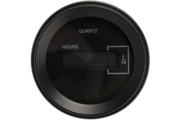 Product image for 3 WIRE HOUR METER,12-48VDC/20-60VAC
