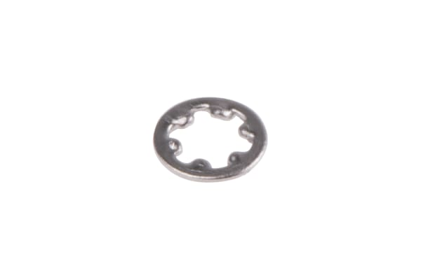 Product image for A2 s/steel shake proof washer,M2