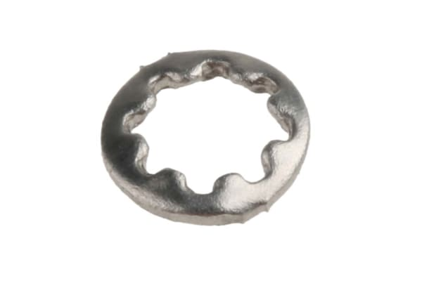 Product image for A2 s/steel shake proof washer,M3