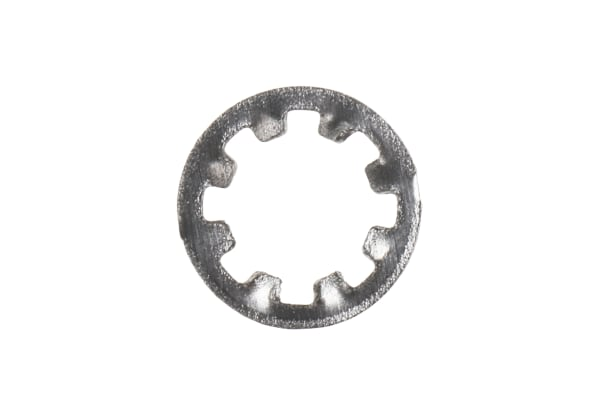 Product image for A2 s/steel shake proof washer,M6