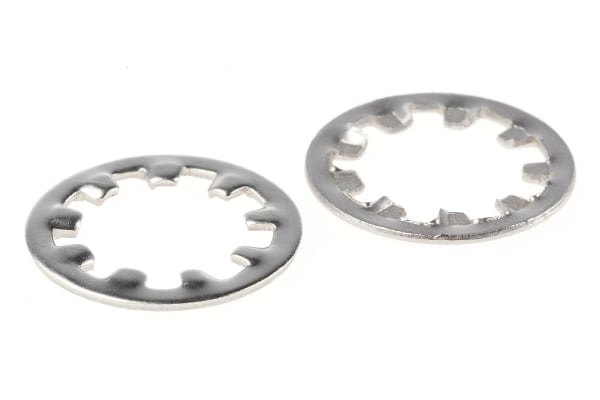 Product image for A2 s/steel shake proof washer,M10
