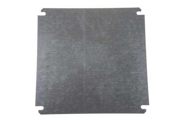 Product image for Mounting plate for enclosure,238x238mm