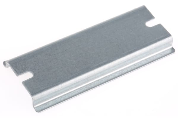 Product image for DIN35 rail for IP67 box,80mm