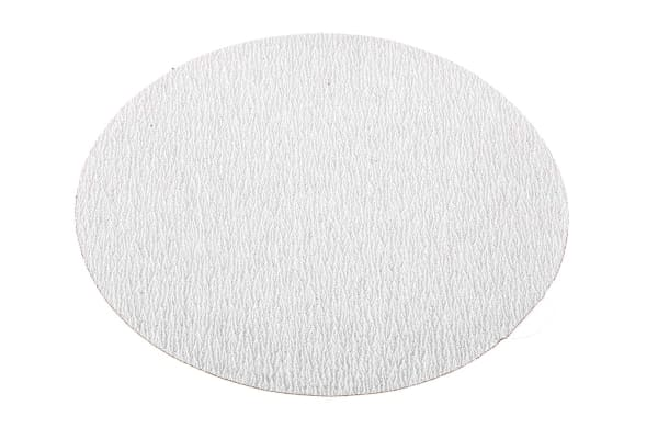 Product image for RS PRO Aluminium Oxide Sanding Disc, 150mm, P80 Grit