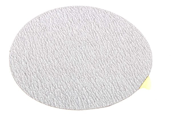 Product image for RS PRO Aluminium Oxide Sanding Disc, 150mm, P120 Grit