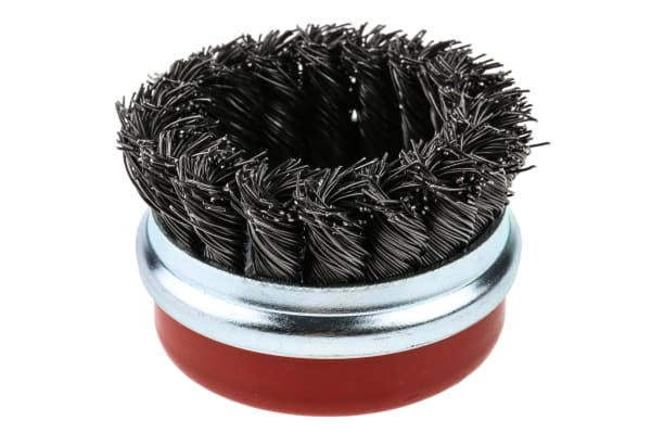 Product image for RS PRO Cup Abrasive Brush