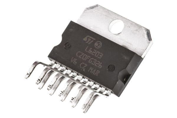 Product image for DC MOTOR CONTROLLER,L6203 0-48V