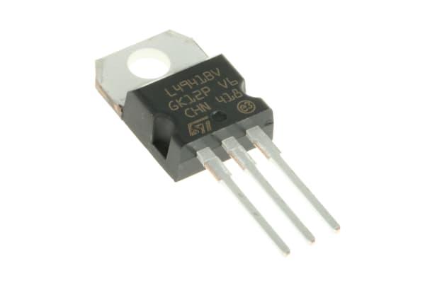 Product image for 1A,5V,LDO VOLTAGE REGULATOR,L4941BV