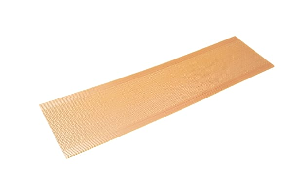Product image for Single sided strip board,455x119x1.6mm