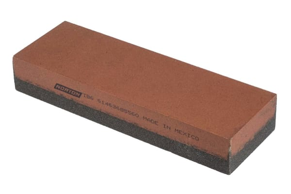 """Product image for BENCH STONE 6X2X1"""" COURSE FINE INDIA"""