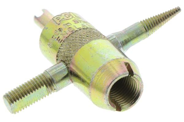 Product image for Tyre valve tool for rethread