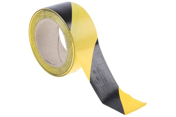 Product image for FLOOR MARKING TAPE B&Y 50MMX33M