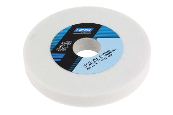 Product image for STRAIGHT GRINDING WHEEL,150MM DIA 60GRIT