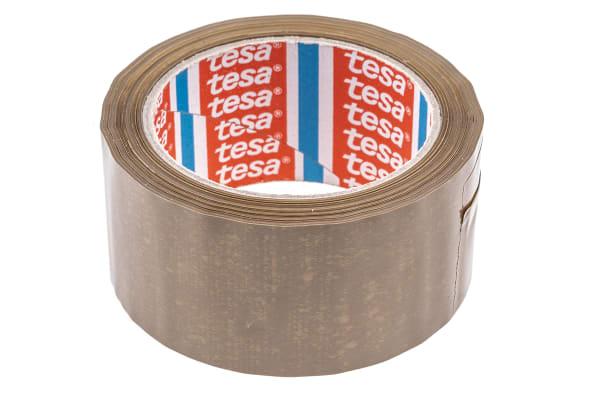 Product image for BROWN PVC SEALING TAPE,66M L X 50MM W