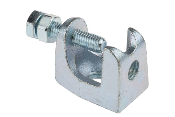 Product image for Flange fixing cast iron beam clamp,M10