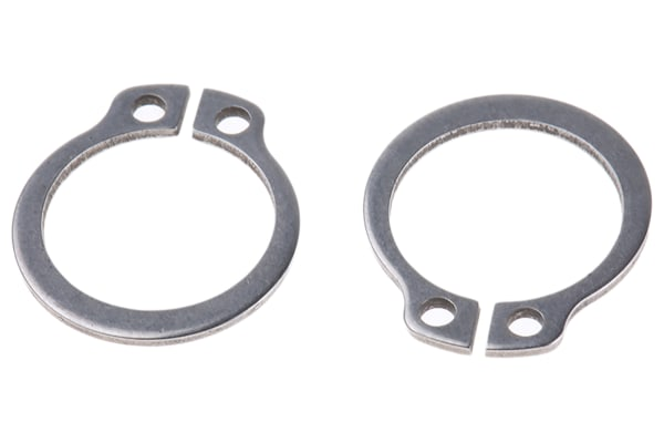 Product image for External s/steel circlip,14mm shaft