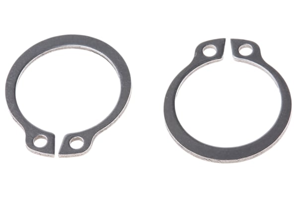 Product image for External s/steel circlip,16mm shaft