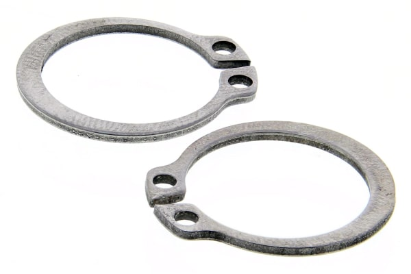 Product image for External s/steel circlip,19mm shaft