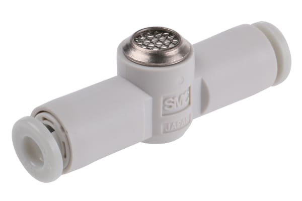 Product image for Built in silencer quick exhaust valve4mm