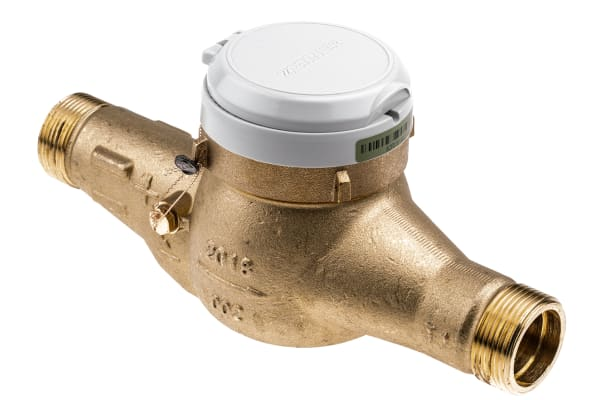 Product image for MULTI JET WATER METER,1IN TAIL BSP M