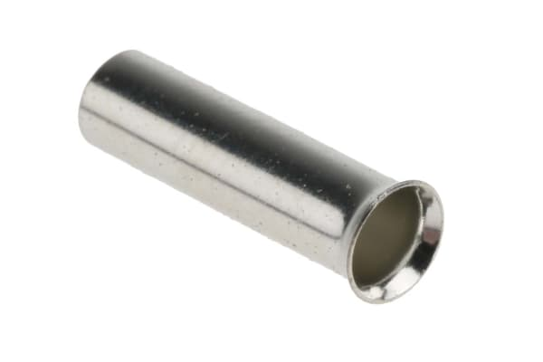 Product image for Uninsulated bootlace ferrule,4sq.mm wire