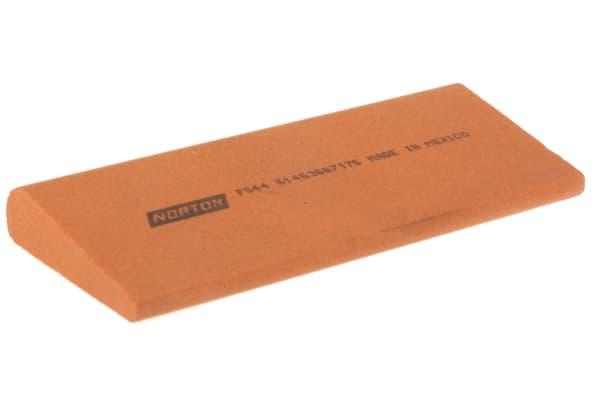 Product image for ROUND EDGE SLIP STONE,FINE GRADE