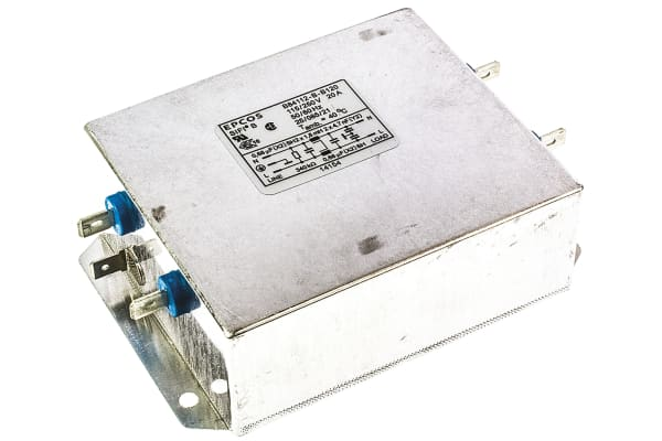 Product image for 1 STAGE FILTER W/ENHANCE ATTENUATION,20A
