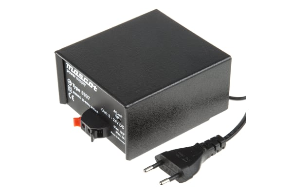 Product image for CUTTING ADAPTER,LINEAR PSU, 18W,5-24VDC