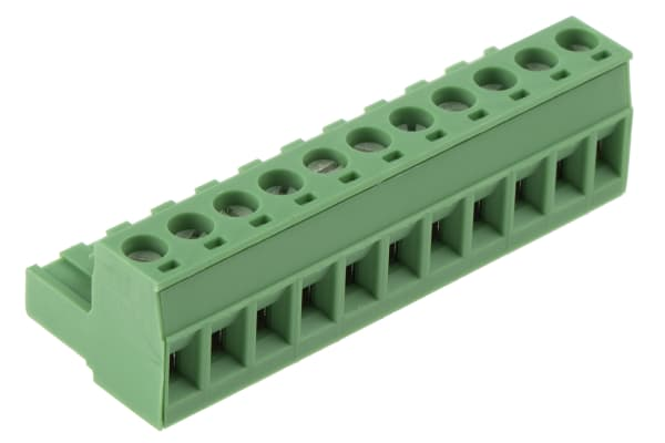 Product image for 11WAY PARALLEL RISING CLAMP,5.08MM PITCH