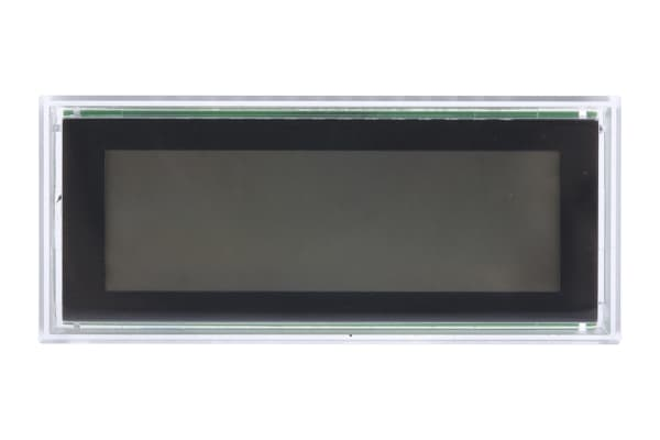 Product image for 3.5digit LCD ammeter,4-20mA 10.2mm digit