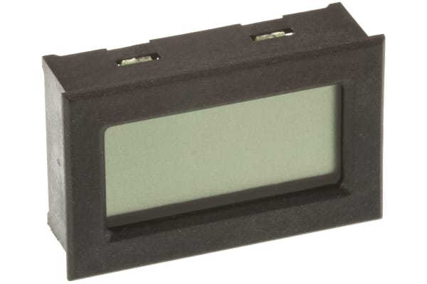 Product image for 2 wire dc supply monitoring meter,12V