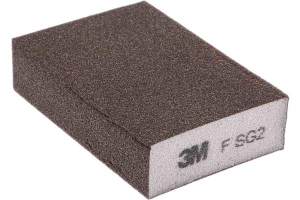Product image for ABRASIVE FOAM BLOCK,FINE GRADE